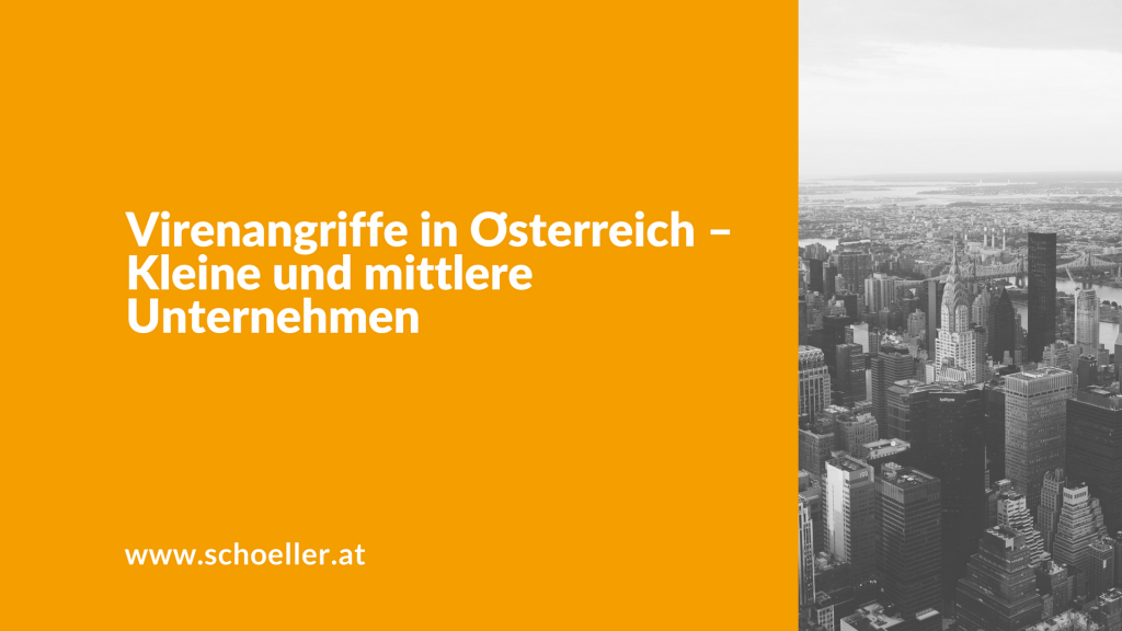 Virenangriffe in oesterreich